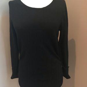 New Banana Republic Black Sweater Size s.